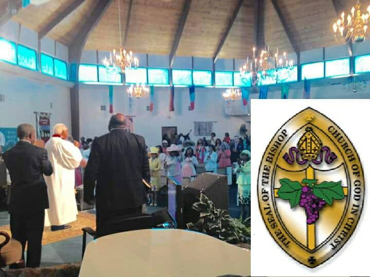 West Angeles COGIC | Making Headline News
